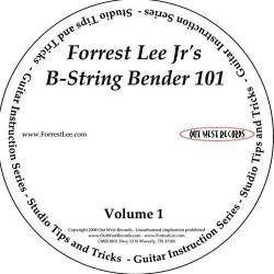 Studio Tips and Trick Series: B Bender 101