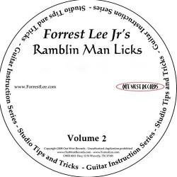 Studio Tips and Trick Series: Ramblin Man's Lick