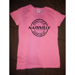 Forrest Custom Guitars - Nashville Ladies T-Shirt