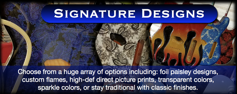Signature Designs